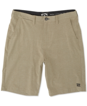"Billabong Men's Crossfire 5-Way Stretch Quick-Dry Micro Repel 21"" Hybrid Shorts"