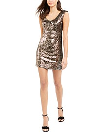 Leo Sequin Dress