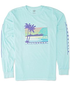 Men's Coastline Logo Graphic T-Shirt