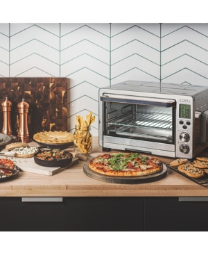 Crux Digital 6 Slice Air Fryer Toaster Oven 14805, Created for Macy's