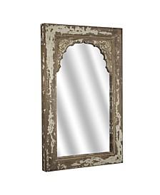 American Art Decor Rustic Farmhouse Mirror