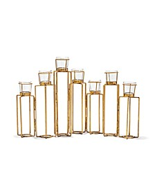 Serpentine Candleholders - Set of 7