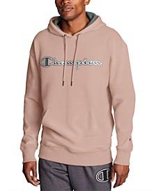 Men's Powerblend Logo Fleece Hoodie
