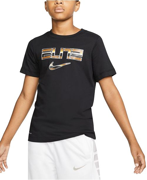 Nike Big Boys Dri-FIT Elite T-Shirt