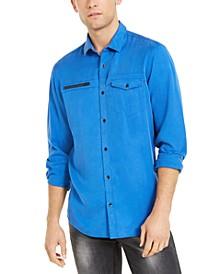 INC Men's Lyocell Shirt, Created for Macy's