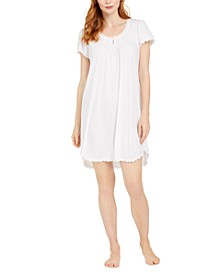 Printed Soft Knit Nightgown