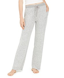 Helena Sweater-Knit Pajama Pants, Online Only