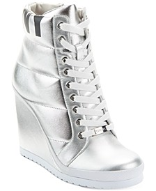 Women's Noho Wedge Sneakers