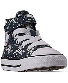 Toddler Girls Chuck Taylor All Star Unicorns Stay-Put Closure High Top Casual Sneakers from Finish Line