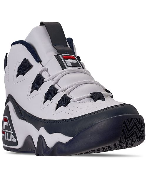 fantastic savings shades of ever popular Fila Men's Grant Hill 1 Basketball Sneakers from Finish Line ...