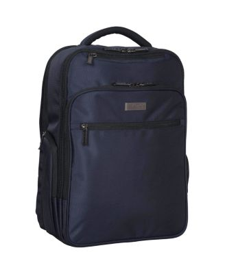 "Kenneth Cole Reaction The Brooklyn Commuter 17/"" RFID Laptop Backpack Bag"