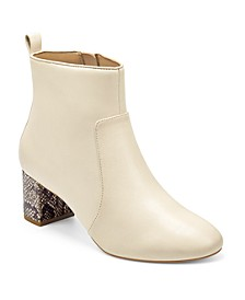 Women's Clayton Block Heel Boot