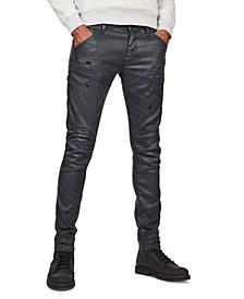 Men's 5620 Black Skinny Jeans, Created For Macy's