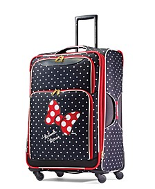 "Disney by Minnie Mouse Red Bow 28"" Check-In Spinner"