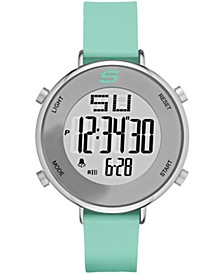 Women's Magnolia Silicone Strap Watch 40mm