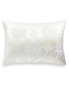 CLOSEOUT! Classic Jacobean Embroidered King Sham