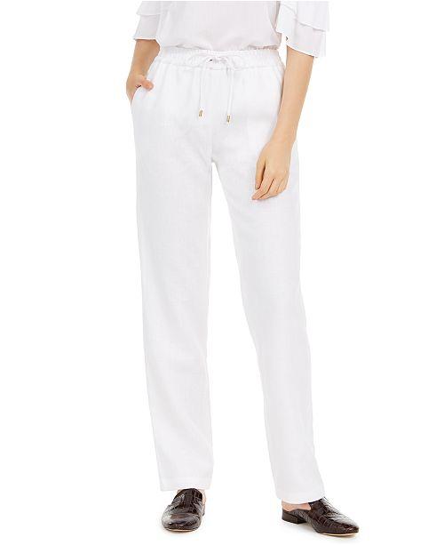 Michael Kors Pull-On Pants, Regular & Petite