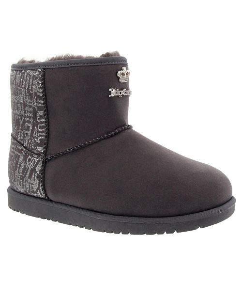 Juicy Couture Kicks Cold Weather Booties