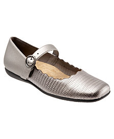 Trotters Sugar Mary Jane Flat