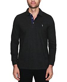 Men's Classic Long Sleeve Polo