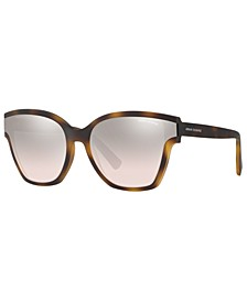 Armani Exchange Sunglasses, AX4073S 63