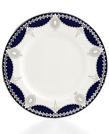 Marchesa by Lenox Dinnerware, Empire Indigo Salad Plate
