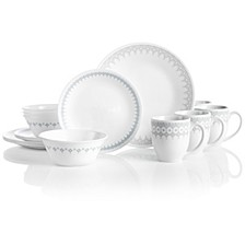 Evening Lattice 16pc Set
