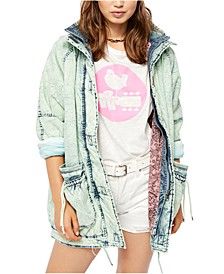 Real Games Denim Parka