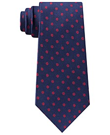 Men's Mont Classic Dot Stripe Tie