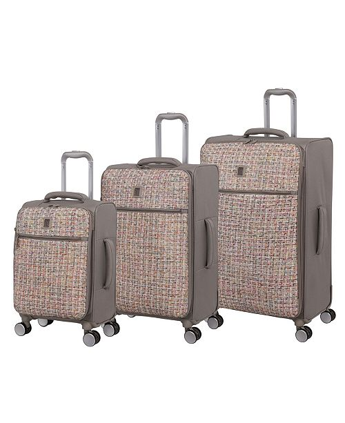 it Luggage Adornment Luggage Bag, 3 Piece Set