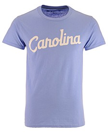 Men's North Carolina Tar Heels Script Logo T-Shirt