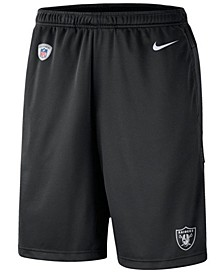 Men's Oakland Raiders Coaches Shorts