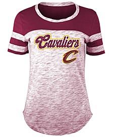 Women's Cleveland Cavaliers Space Dye T-Shirt