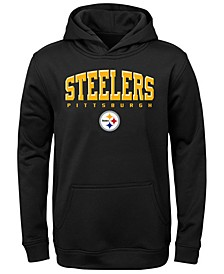 Big Boys Pittsburgh Steelers Fleece Hoodie