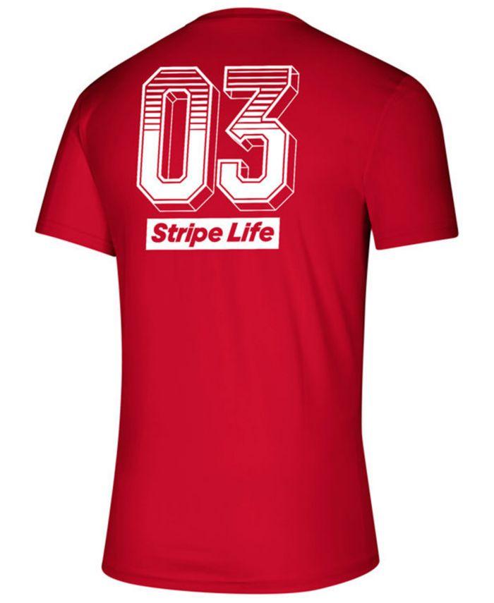 Adidas Men's Louisville Cardinals Creator T-Shirt & Reviews - Sports Fan Shop By Lids - Men - Macy's