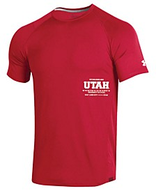 Men's Utah Utes Training T-Shirt