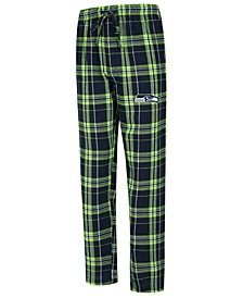 Men's Seattle Seahawks Hillstone Flannel Pants