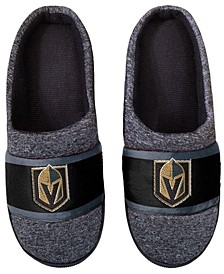 Vegas Golden Knights Poly Knit Slippers
