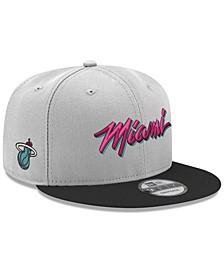 Miami Heat City Beach 9FIFTY Snapback Cap