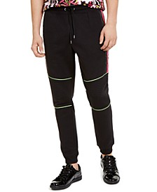 INC Men's Portrait Joggers, Created for Macy's