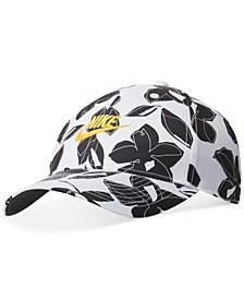 Men's Sportswear AeroBill Floral-Print Hat