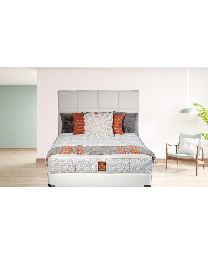 "Paramount - Joma Luxury Rylie 15"" Cushion Firm Mattress Set- Full"