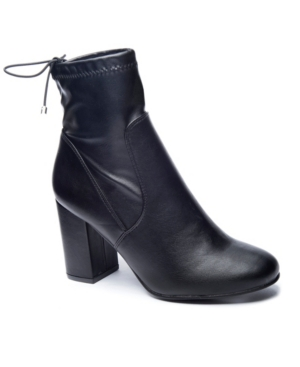 Kyla Block Heel Booties Women's Shoes