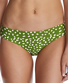 Juniors' Azore Island Printed Saturday Bikini Bottoms