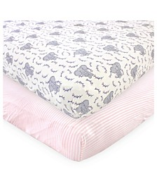 Baby Girl Fitted Crib Sheets
