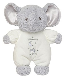 Welcome to the World Elephant Plush