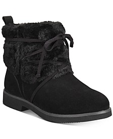 Zijune Cold-Weather Ankle Booties, Created for Macy's