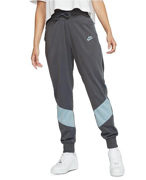 Nike Women's Sportswear Heritage Track Pants & Reviews - Women - Macy's
