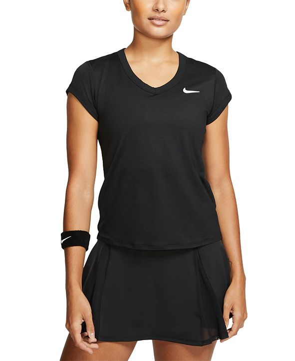 Nike Women's Court Dri-FIT Tennis T-Shirt