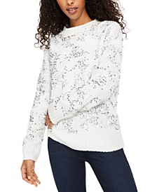 Rosemary Sequin Sweater